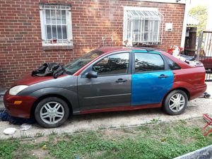 2001 Ford Focus with to 60,000 miles for Sale in Hyattsville, MD