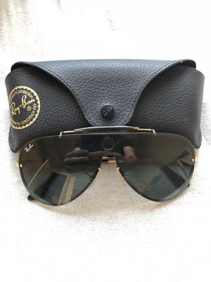 Ray Ban Blaze Shooter Sunglasses for Sale in Cleveland, OH