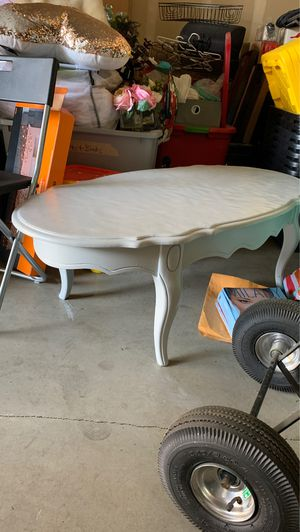 Wooden coffee table for Sale in Newberg, OR
