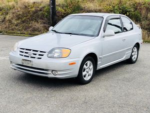 2003 Hyundai Accent gt coupe for Sale in Tacoma, WA