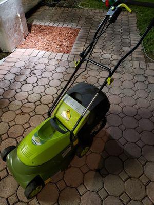 Electric lawn mower for Sale in Miami, FL