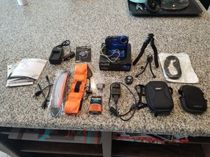 Waterproof Digital Camera Bundle for Sale in McKinney, TX