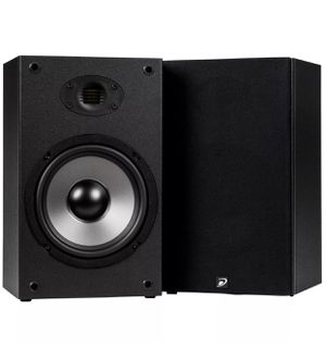 "Dayton Audio B652 6-1/2"" Bookshelf Speakers Audiophile Black Cabinet Great Sound (New) for Sale in Los Angeles, CA"