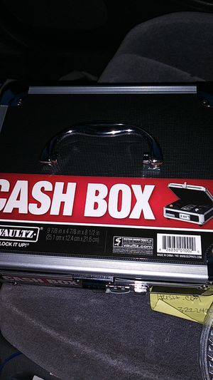 Cash box for Sale in Albany, CA