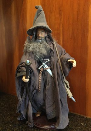 Gandalf the gray doll action figure 2001 for Sale in Tacoma, WA