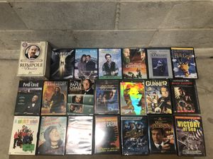 21. DVD Movie 🎥 everything for 8$ for Sale in Chicago, IL