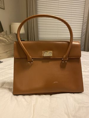 Kate Spade Tan Leather Purse for Sale in Englewood, CO