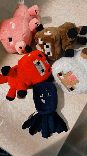 Minecraft Plushies for Sale in Paramount, CA