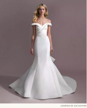 Allison Webb nyc - wedding dress for Sale in Chicago, IL