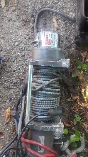 Warn winch xD 9000 for Sale in South El Monte, CA