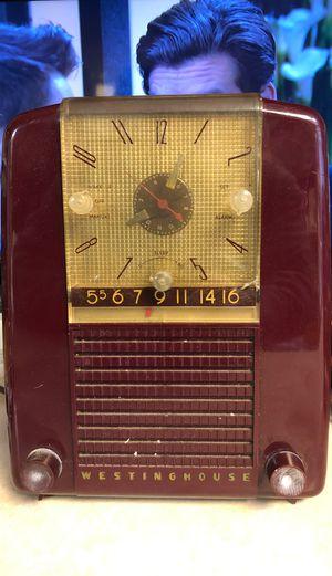 Radio/clock/alarm/Westinghouse for Sale in Greensboro, NC