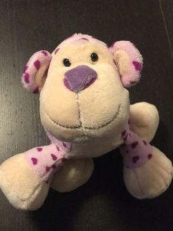 Plush Purple Monkey With Hearts for Sale in Kent,  WA
