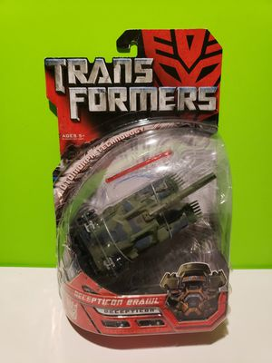 Transformers 2006 Movie Decepticon Brawl for Sale in Reinholds, PA