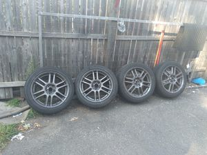 """Scion rims 17"""" for Sale in Wolcott, CT"""