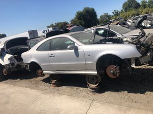 1999 Mercedes clk430 parts only #08618 for Sale in Stockton, CA
