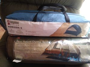Camping tent fifty bucks Farm you pick up for Sale in Lakeland, FL