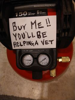 Portable Air Compressor For Sale for Sale in Spokane, WA