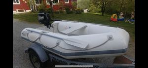 2012 Coleman Boat with 5HP Coleman outboard (no trailer) for Sale in Sultan, WA