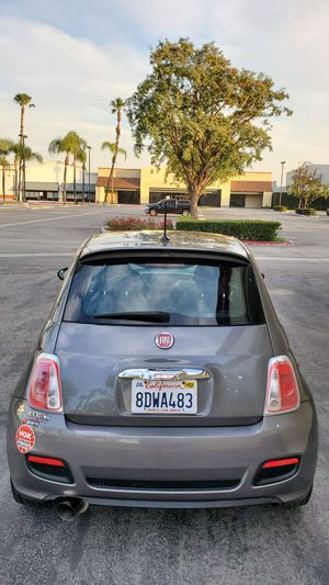 2012 Fiat 500 Sport pkg manual 71k for Sale in El Monte, CA