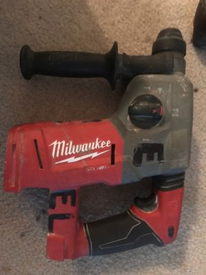 Milwaukee roto hammer for Sale in El Cajon, CA