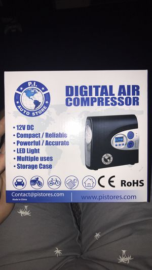 Brand new digital air compressor for Sale in Lewisburg, PA