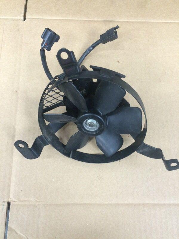 Suzuki sv650 cooling/radiator fan