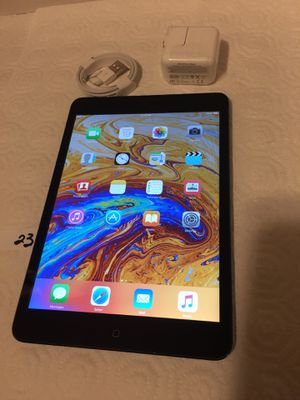 Apple ipad mini 1,16 GB,Black/Black,A1432,Clean iCloud,Fully Functional,Good Conditions. for Sale in Castro Valley, CA