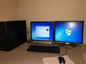 Custom home office Desktop computer for Sale in Washington, DC