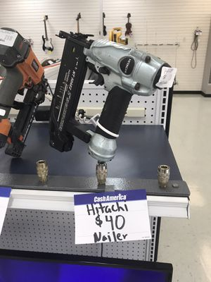 Hitachi nailgun for Sale in Houston, TX