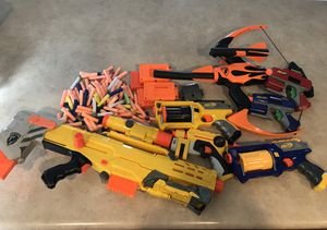 Nerf guns for Sale in Pflugerville, TX
