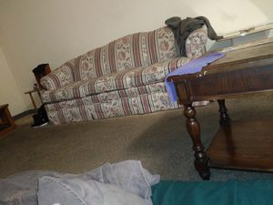 Table and 4 chairs/sofa for Sale in Baltimore, MD