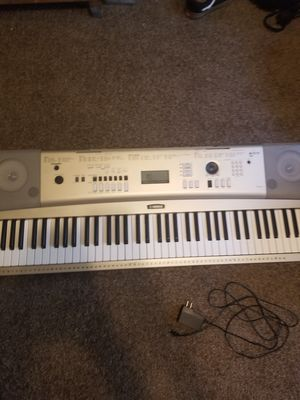 Yamaha YPG-235 Keyboard for Sale in Stockton, CA