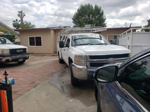 Chevy 2500 utility truck 2008 for Sale in South El Monte, CA