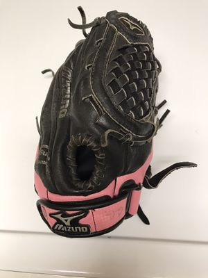 Mizuno softball gloves for Sale in Hilmar, CA