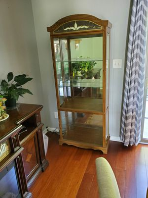 Curio cabinet for Sale in Knoxville, TN