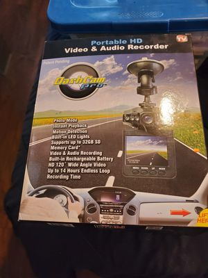 Car camera and recorder for Sale in Riverside, CA