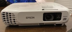 Epson HD projector/tv for Sale in Tampa, FL
