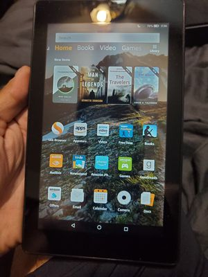 Amazon Fire 7 Tablet with charger for Sale in The Bronx, NY