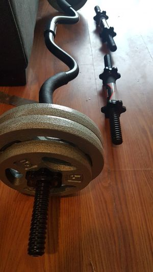 bars and weights for Sale in Los Angeles, CA