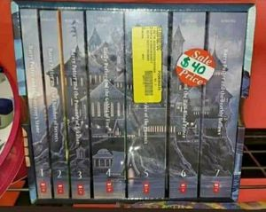 Harry Potter Book Set for Sale in China Grove, NC