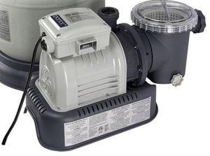 Intex pool pump 2800 GPH for Sale in Hawthorne, NJ