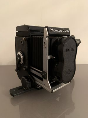 Mamiya C330 Professional S 80mm/250mm and Pelican case for Sale in Brooklyn, NY