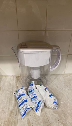 Brita filtered water pitcher for Sale in San Diego, CA