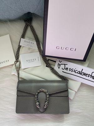 Super Gray Gucci Dionysus Mini bag for Sale in Bloomfield, NJ