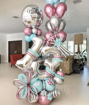 Balloons bouquets for Sale in Atlanta, GA