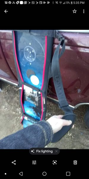 Burton snowboard. Great shape. Bindings included for Sale in Denver, CO