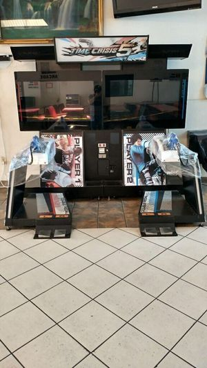 Time Crisis 5 Arcade Game for Sale in Fullerton, CA