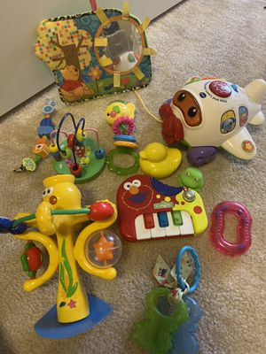 Toys, books, baby clothes and baby items for Sale in Falls Church, VA