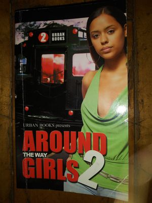 Around the way Girls 2 reading book for Sale in Hawthorne, CA