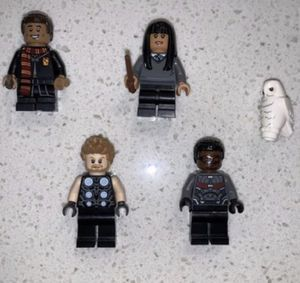 LEGO Minifigures for Sale in Los Angeles, CA